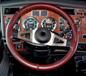 Kenworth Steering Wheel Cover