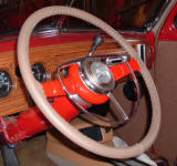 1946 Ford Steering Wheel Cover