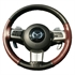 Picture of Audi R8 2009-2013 Steering Wheel Cover - EuroTone - Size: 13 3/4 X 4 1/8