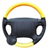 Picture of Honda Pilot 2003-2013 Steering Wheel Cover - EuroPerf - Size: C